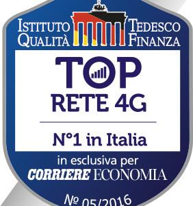 Classifica 2016 per le reti mobili Italiane